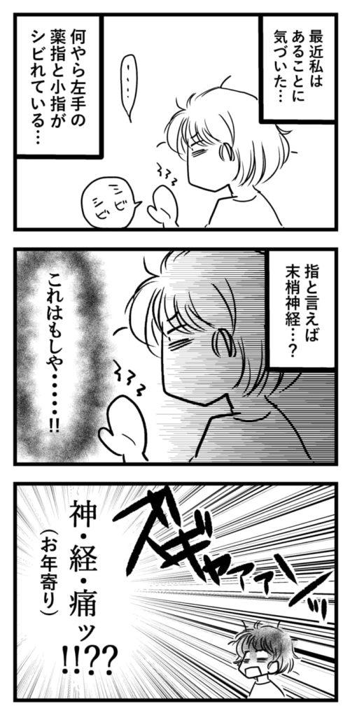 マンガ・尺骨神経